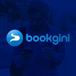Bookgini Logo