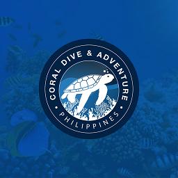 Coral Dive Logo
