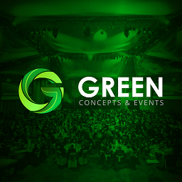 Green Concept and Events Logo