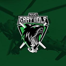 NVG Gray Wolf Logo