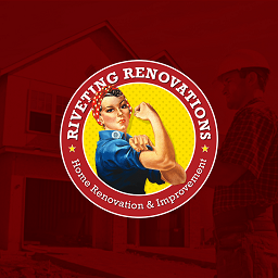Riveting Renovation Logo