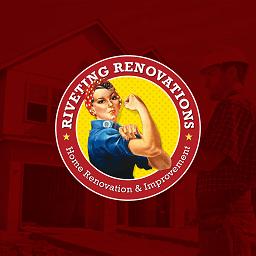 Riveting Renovation Logo