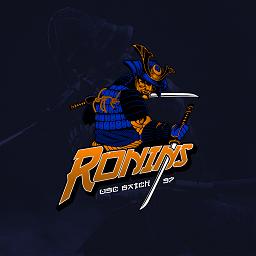 Ronins Logo