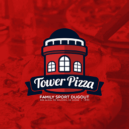 Tower Pizza Logo
